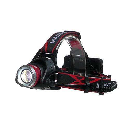 Maxxeon MXN00630 Technician's Rechargeable Workstar Headlamp - 700 Lumens - 6x Zoom