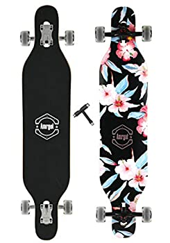 Wiisham Longboard Review 2020 1