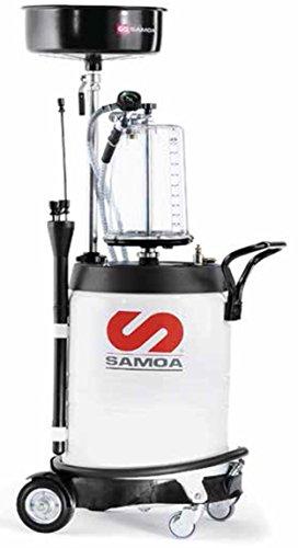 Samoa lube master - Aspirador drainer100 aceite combinación 100l
