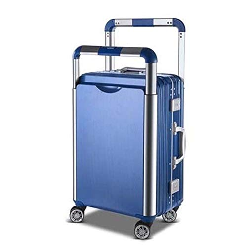 Best Deals! Cvmnkljfger Lightweight Expandable Travel Luggage Carry On XSuitcase Wheels Women Trolle...