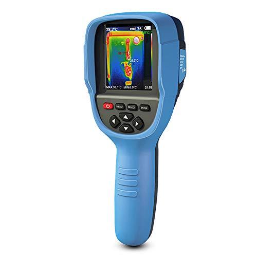 Risoluzione 220 × 160 Termocamera Ad Infrarossi (IR) / Pistola/Rivelatore con Schermo A Colori TFT da 3,2 Pollici,Tempo Reale Sistemi per Misurazione della Temperatura Superficiale, Caccia