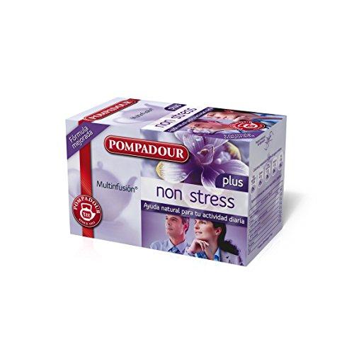 Pompadour 237533 - Tee non stress - Pack 20 Beutel