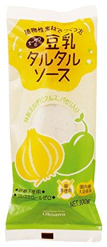 オーサワジャパン『オーサワの豆乳タルタルソース』