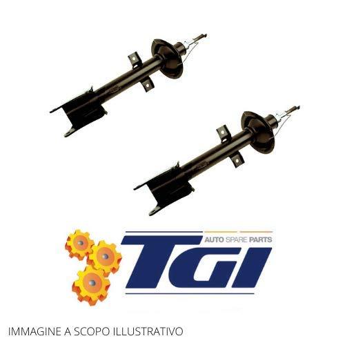 TGI - Kit Coppia 2 AMMORTIZZATORI Posteriori ALFA ROMEO 147 156 GT 1.9 2.0 2.4 1.6 JTD