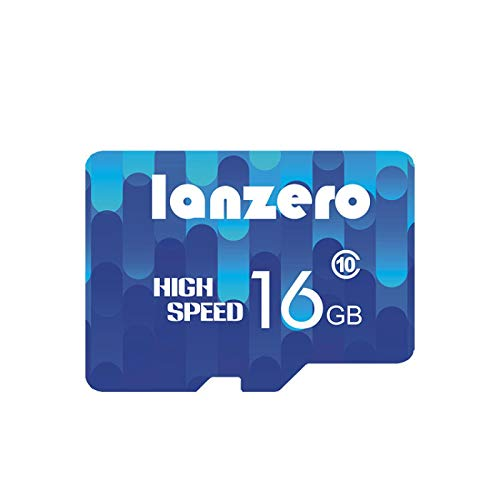 Micro SDHC Class 10 high-speed memory card suitable for mobile phones, tablets and PCs 16GB