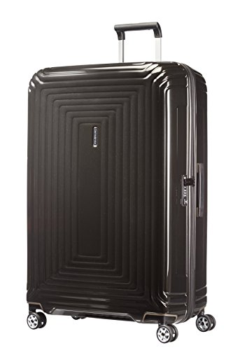 Samsonite Neopulse - Spinner XL Koffer, 81 cm, 124 L, schwarz (Metallic Black)