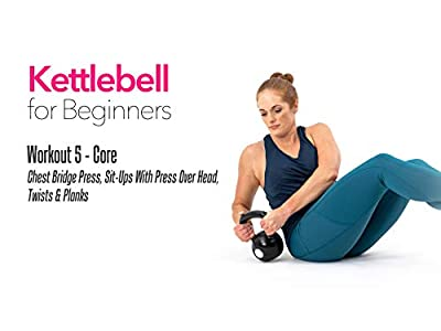 Kettlebell for Beginners - Workout 5 - Core from