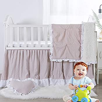 Best neutral crib bedding sets Reviews