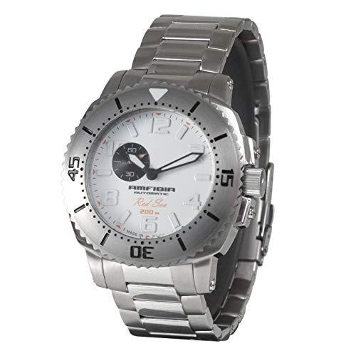 Producto Nuevo. Vostok AMFIBIA Reef - Reloj de Pulsera para Hombre (automático, 200 m, WR) #040684