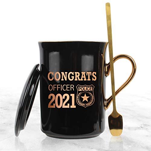 WHATCHA Officer Coffee Mug