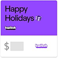 Twitch Gift Cards - Email Delivery