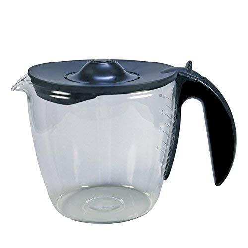 Bosch Verseuse de rechange en verre pour cafetière TKA6, noir
