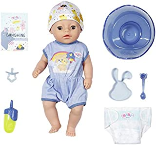 Baby Born 827338 Soft Touch Little Boy 36 cm Colourful