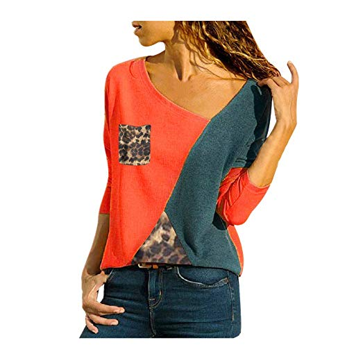 Auifor damesmode koude schouder blouse geometrische bloemendruk jumper dames top