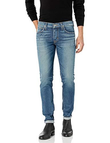 HUDSON Jeans Men's Gray Agender Jeans in Fortune, 32