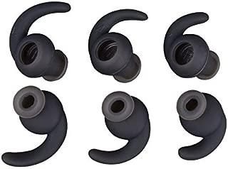Sqrmueki 3ペア(S M L)Anti-Slip シリコーン イヤーピース 耐久 遮音性 イヤーチップ JBL Synchros Reflect BT Sports Wirelessイヤホン交換用
