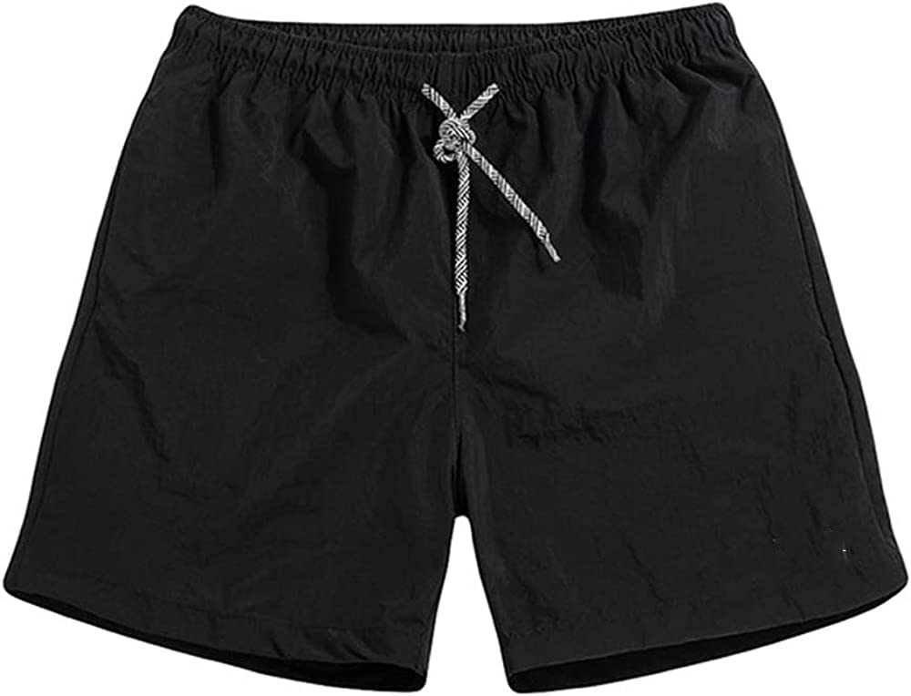 NP Shorts Men Summer Thin Beach Trousers Casual Sports Short Pants