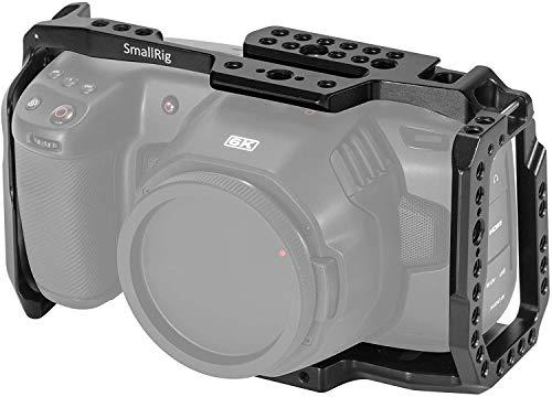 SMALLRIG BMPCC 4K en BMPCC 6K Cage voor Blackmagic Pocket Cinema Camera 4K en 6K - 2203B
