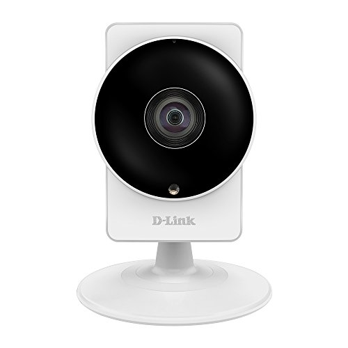 D-Link Fotocamera HD Wi-Fi collegata a 180 gradi della serie Home ifttt compatibile (dcs-8200lh)