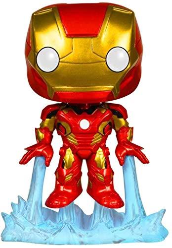 Q - Pop Avengers 2 Age of Ultron 66: Iron Man Mark 43 Figura de Vinilo Bobble-Head /// (Color: A)-UN