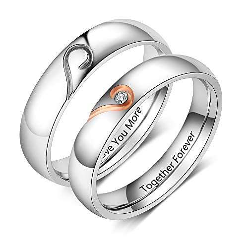10 best couples promise rings set for 2020