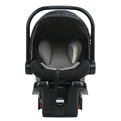 Image of Baby Jogger 2016 City Go Infant Car Seat, Black