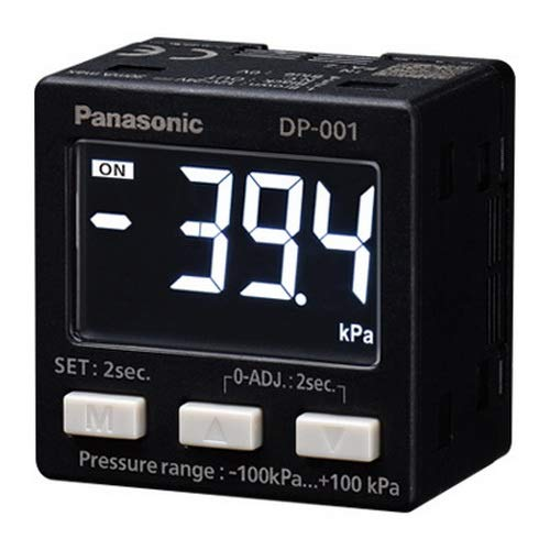 Panasonic Drucksensor 1 St. DP-002-P 0 bar bis 10 bar (L x B x H) 25 x 30 x 30 mm