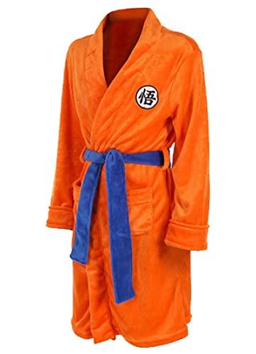 Dragon Ball Son Goku Cosplay Costume Anime Uniform Suits for Anime exhibition L Orange