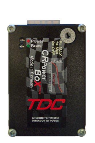 Digital PowerBox CRplus Diesel Chiptuning for Mahindra XUV500 2.2 103 KW / 140 PS / 330 NM