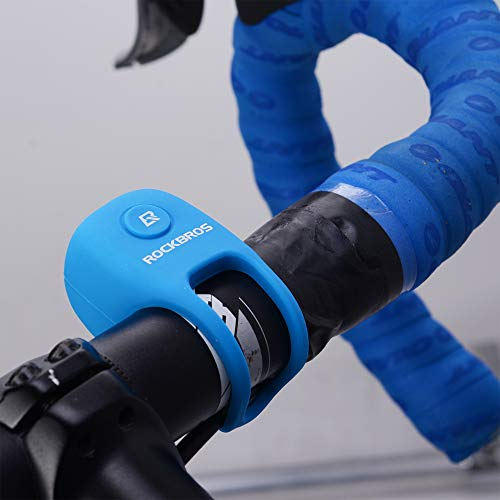 ROCKBROS(ロックブロス)『自転車ベル電子ホーン式(CB1709)』