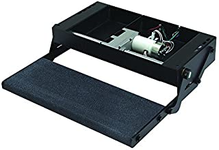 Lippert Components 353620 30 Single Treadlite Power RV Step with Switch and Harness