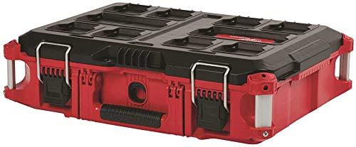 Milwaukee Electric Tool 48-22-8424 Caja de herramientas de embalaje, rosso, 22 pulgadas