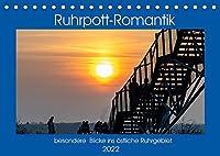 Ruhrpott-Romantik (Tischkalender 2022 DIN A5 quer): Das oestliche Ruhrgebiet von seiner schoensten Seite (Monatskalender, 14 Seiten )