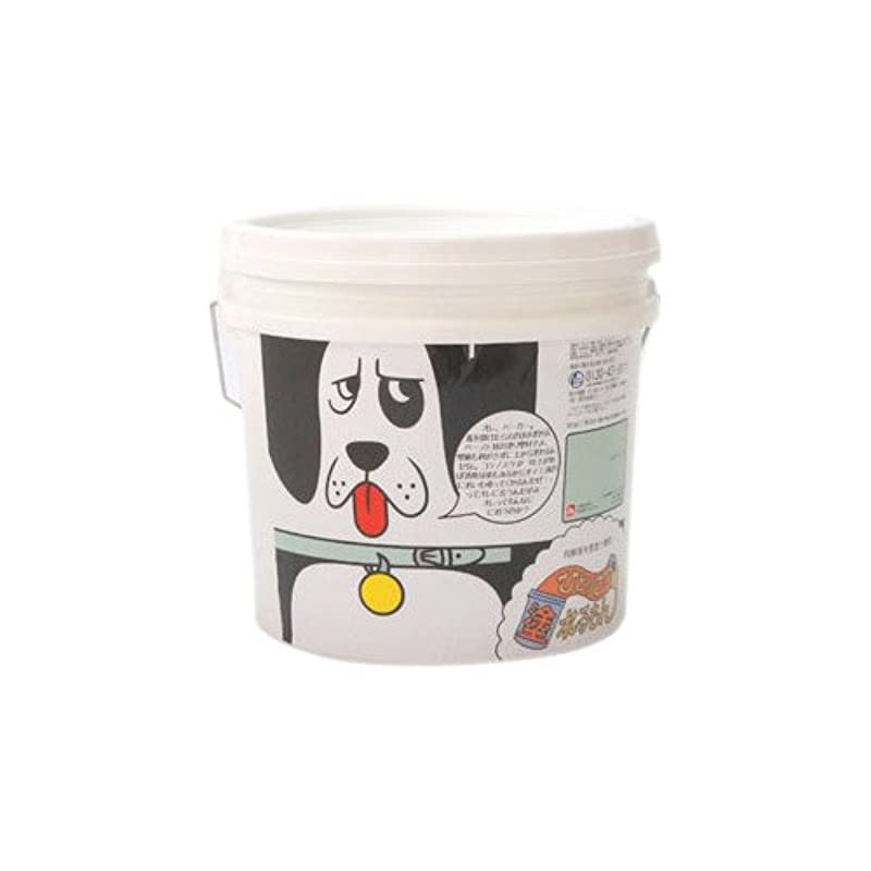 中に肺有能な漆喰 塗料 ひとりで塗れるもん 11kg ■バウミント JQ メーカー直送品