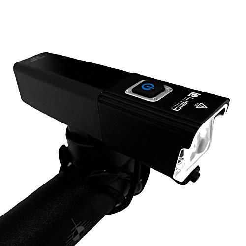 LIBIQ(リビック)『USB充電式フロントライト 800ルーメン』