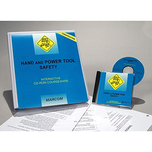 MARCOM Hand & Power Tool Safety in Construction Environments CD-ROM Course