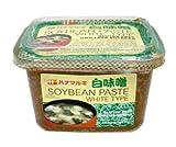 Pasta de soja Hanamaruki Miso (tipo blanco) 500 g – Añade un sabor suave y dulce a tus sopas de pasta de soja tipo Dashi para un verdadero sabor miso en tus sopas
