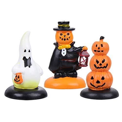 non-branded Halloween Mini Calabaza Muñeca Decoraciones Otoño Mesa Decoración de Escritorio en Casa para Fiesta de Halloween Otoño de Acción de Gracias