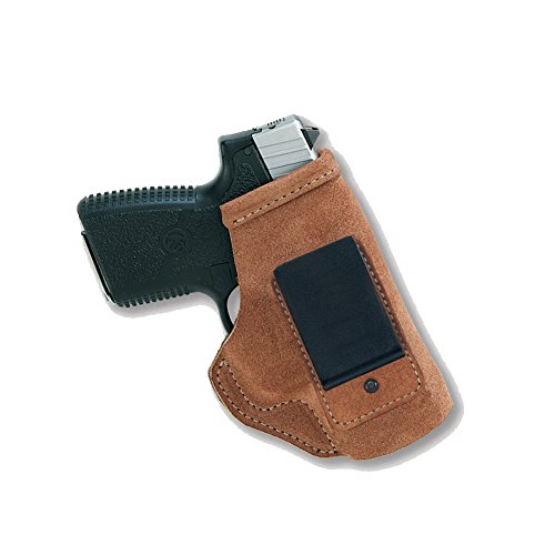 Galco Stow-N-Go IWB Holster for Springfield XD-S 3.3 Inch, RH, Natural - STO662