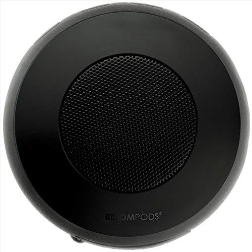 Boompods AQPDGR wasserdichter Bluetooth Lautsprecher Grau