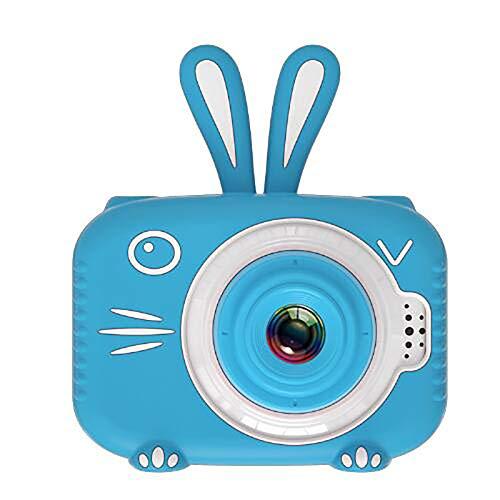Eldori 【2021 新品】【キッズ用】こども用デジタルカメラ The Camera for kid 高画素 HD録画 大容量 子供用カメラ 男女兼用 女の子 男の子 メモリーカード付き タイマー撮影 自撮り機能付き トイカメラ HD画質 操作簡単 高インチIPS画面 タッチスクリン式 USB充電 誕生日プレゼントプレゼント・ギフト
