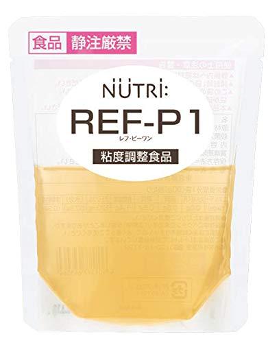 REF-P1(レフピーワン) スタンディングタイプ 90g×18袋 【粘度調整食品】