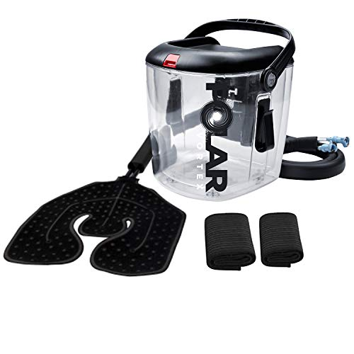 Cold Therapy Machine by Polar Vortex - Ice Circulation System with Large Adjustable...