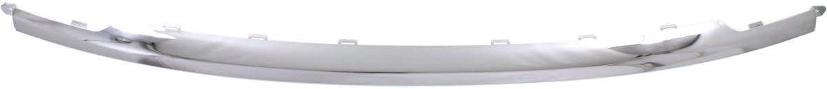 Bumper Trim For New mail order 2014-2015 Dodge Durango Popular product Cen Front Center molding