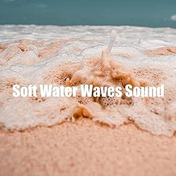 Soft Water Waves Sound
