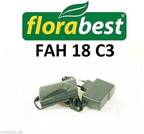 Oplader Florabest accu heggenschaar FAH 18 C3 IAN 59927 - oplaadkabel voor uw accu heggenschaar van LIDL Florabest - let op het juiste IAN-modelnummer