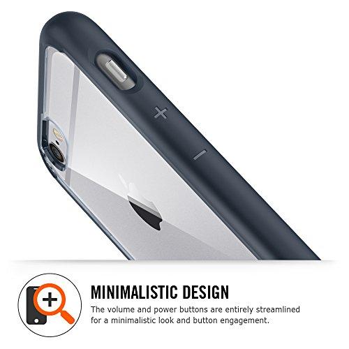 Spigen Ultra Hybrid Designed for Apple iPhone 6s Case/Designed for iPhone 6 (2014)- Cystal Clear