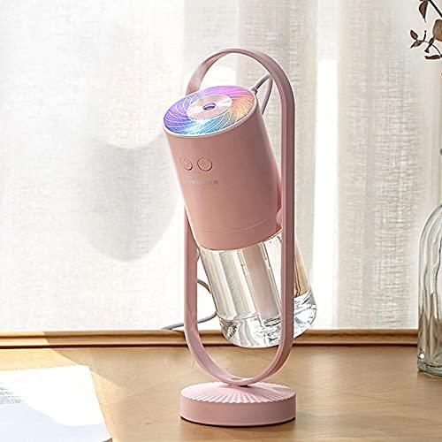 umidificatore kawaii Home Pixel Umidificatore nebbia fredda-mini portatile luci ultra-silenzioso neonati interni