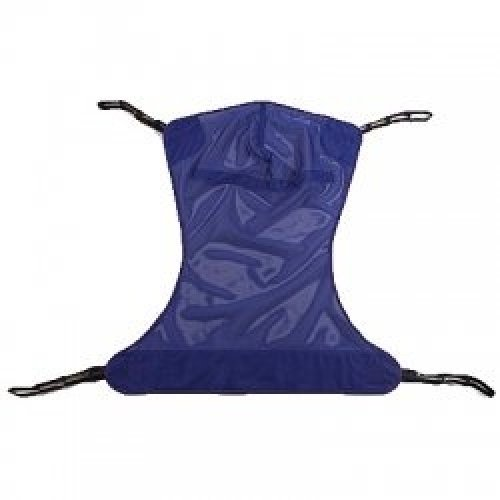 Mesh Patient Lift Sling - Full Body (Large 58'x45')