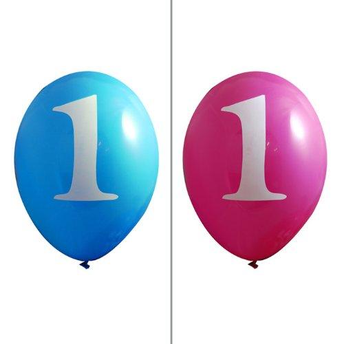 Creative 6 Ballons de baudruche 1 an